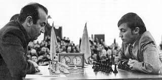 Viktor Korchnoi vs Anatoly Karpov 1974