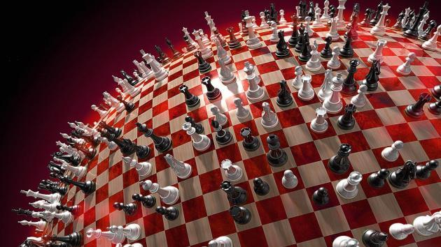 Keep Calm. Play Creative Chess!