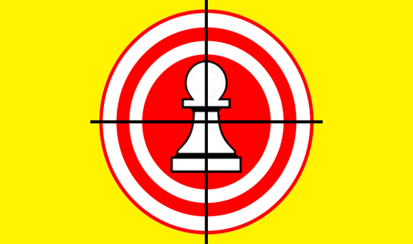 Beginner to Chess Master #15 - Target Practice