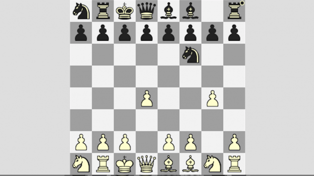 Chess960: My favorite Gibbins-Weidenhagen Gambit arises from position #250