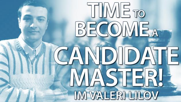 What You Need to Know to Become a Candidate Master