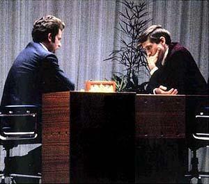 Boris Spassky vs Bob Fischer - O Cavalo inesperado - 1972 - Round 3
