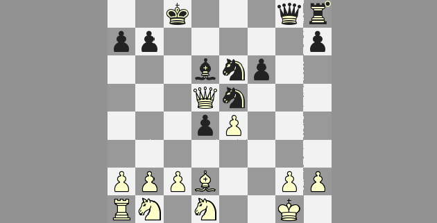 Why I'll play only chess960 henceforth