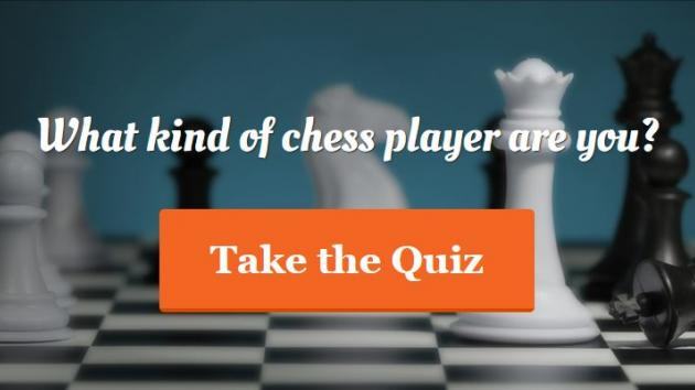 ChessPersonality Test