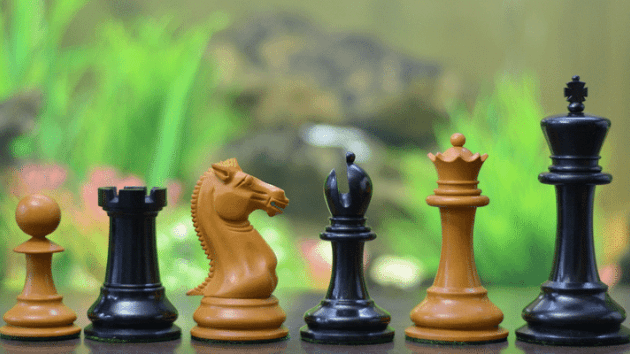 The Birth of the Staunton Pattern Design Chess Sets