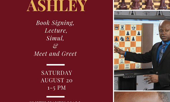 Maurice Ashley coming to Smith Haven Mall, Lake Grove NY