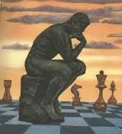 Welcome to a space wich gives you an opportunity to think and to reflect about chess playing!