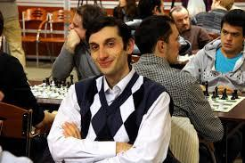 Great game by Baduur Jobava at Baku Olympiad.
