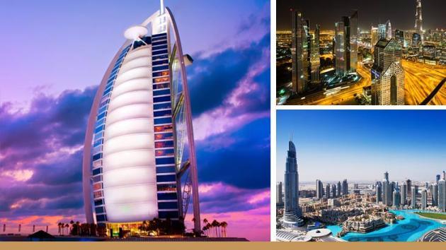 Dubai Top 10 Hotels