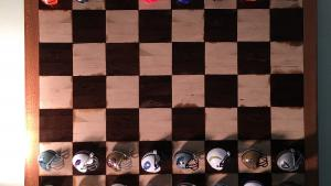 Chess as a Metaphor for Football, Football as a Metaphor for Chess