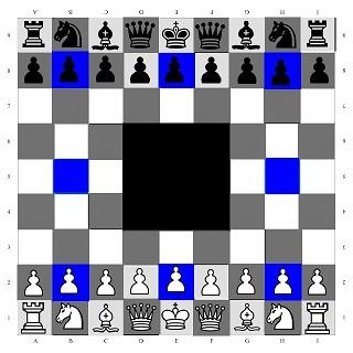 SER chess... Ideas about the opening