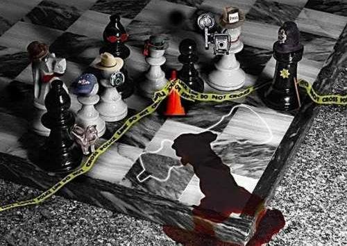 My Checkered Paths