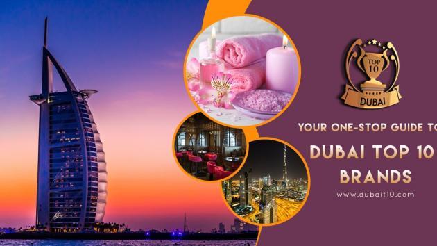 Dubai Top 10 Brands
