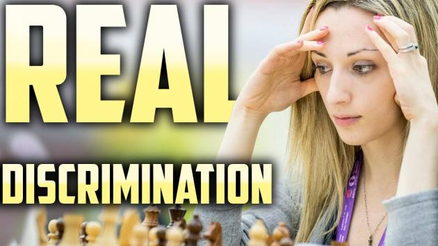Female Chess Players FORCED To Wear Hijabs