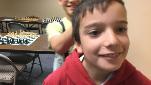 Daniel Shubin and his evil knight endgames: SCC September Tornado Round 3 (or Backstory)