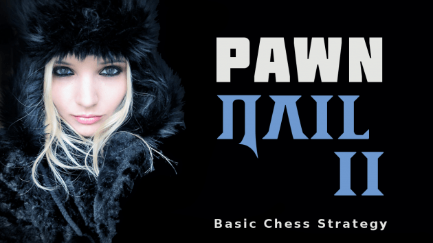 Basic chess strategy : Pawn Nail II