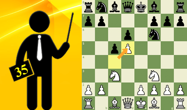 Standard chess game #35 - Benoni Defense (Computer4-Impossible)
