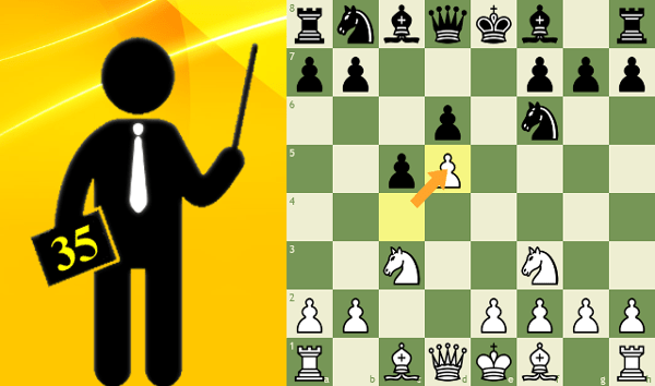 Standard chess game #35 - Benoni Defense (Computer4-Impossible)