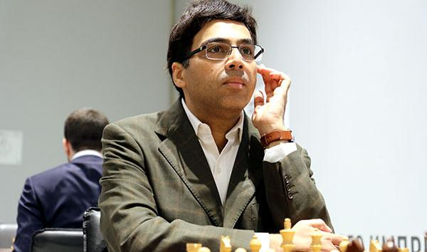 Anand vs Peter svidler Tal memorial 1/2-1/2
