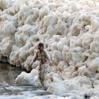 Crazy Ocean Foam
