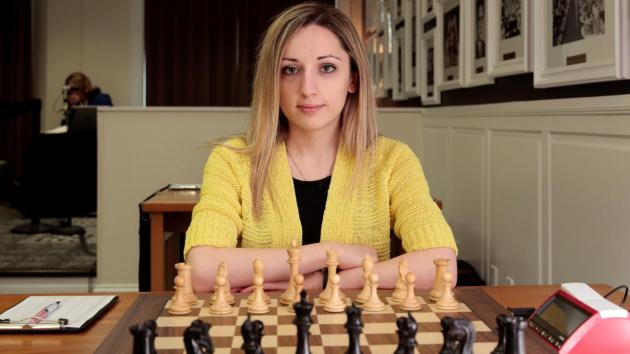 Women's chess champion to boycott world finals in Iran over requirement to wear hijab
