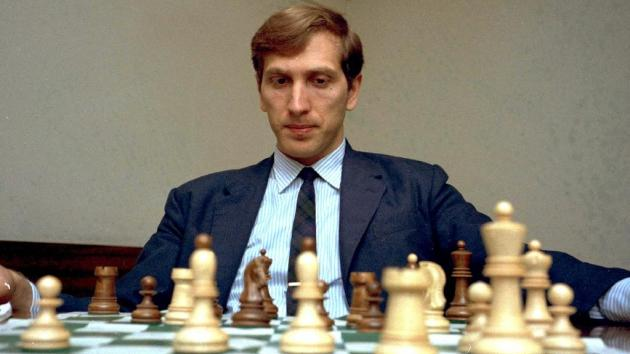 Brilliant chess child prodigy Bobby Fischer was beaten by his eccentricities
