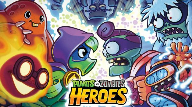 Plants Vs. Zombies Heroes is now released worldwide!