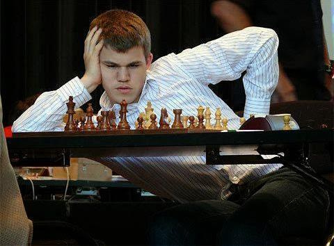 Carlsen challenges the pawns, the farmers, the people.