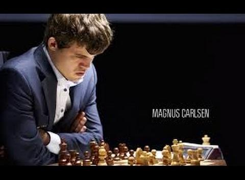 How to crush with london system by Magnus carlsen
