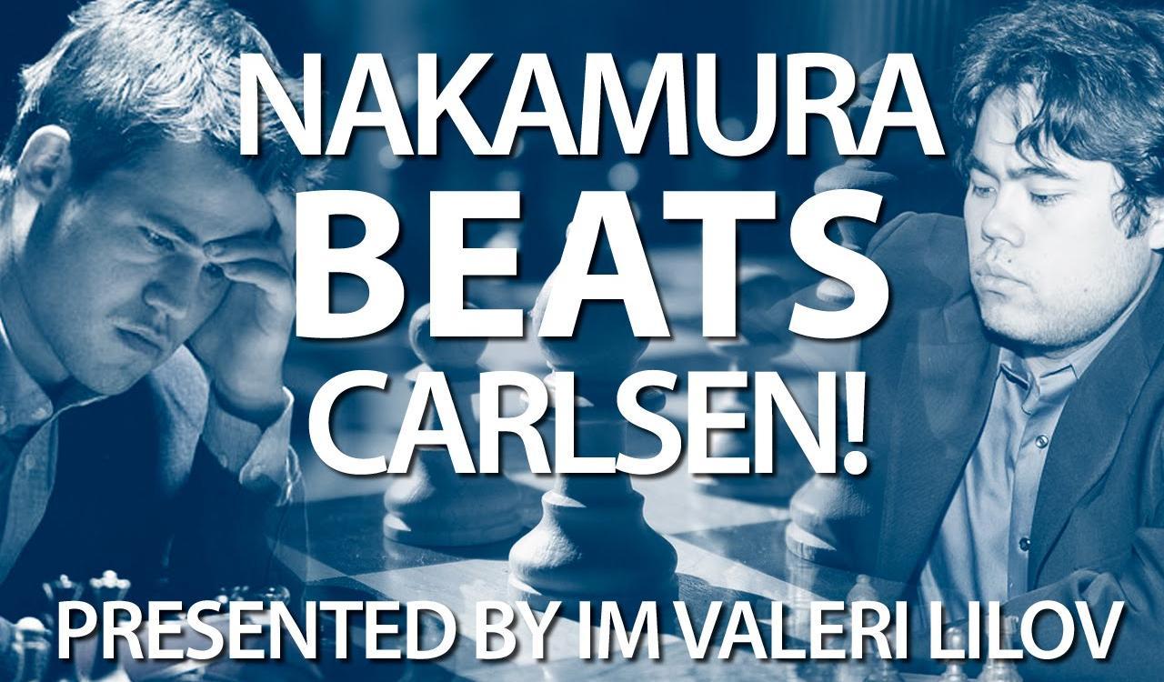 How Nakamura Beats Carlsen