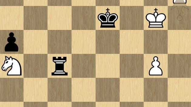 Racing pawns