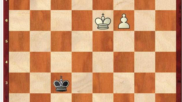 When a queen is not stronger than a pawn