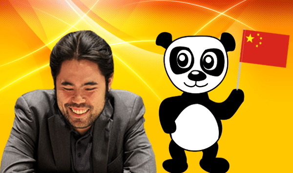 Hikaru Nakamura vs ChessPanda123 (7 games)