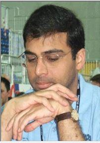 1-0 Anand,V (2755)-Kasimdzhanov,R (2653) Hyderabad 2002 1-0 Analysis by   GM Vishy Anand