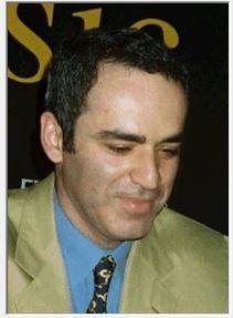 Kasparov, Garry vs Adams, Michael|1-0|analysis by GM Victor Mikhalevski
