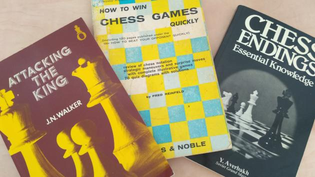 Chess Oldies Books