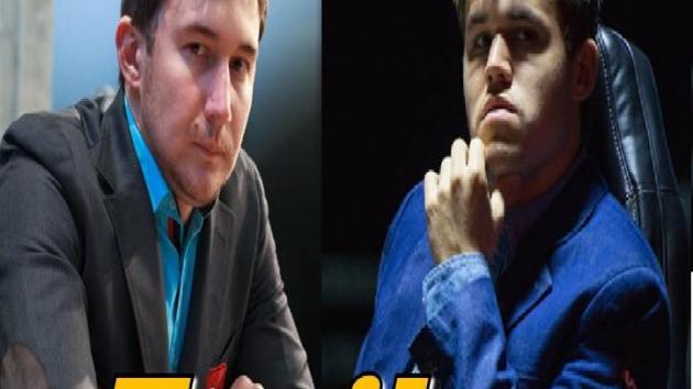 Carlsen - Karjakin TRAILER 2016