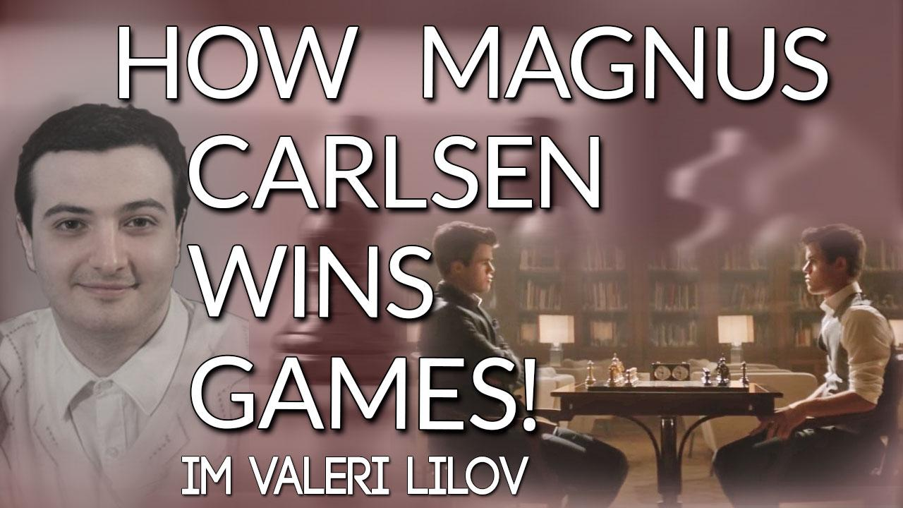 Magnus Carlsen chess games and profile - Chess-DB.com