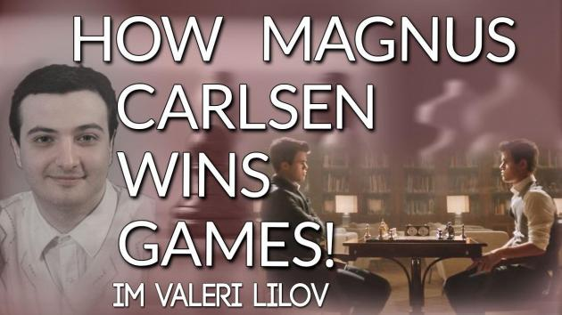 How Magnus Carlsen Wins Games