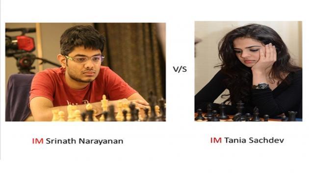 IM Srinath Narayanan v/s IM Tania Sachdev