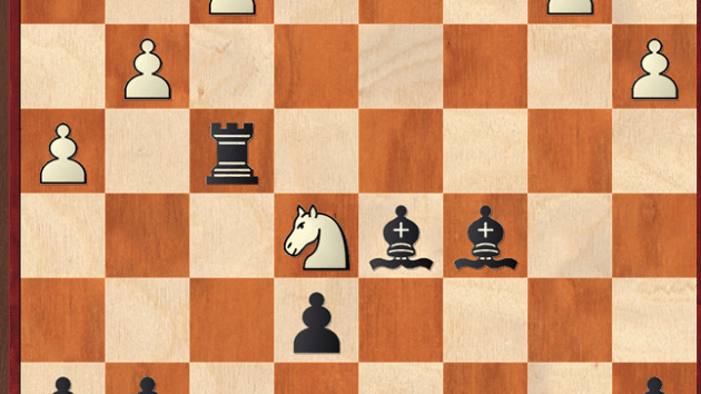 Any Time Chess: Stunning rook sacrifice By Rithwik