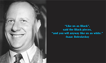 Isaac Boleslavsky, A Giant Among Chessplayers