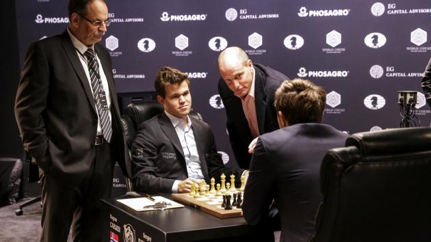 (Analysis) Carlsen-Karjakin Game-2: Ruy Lopez draw