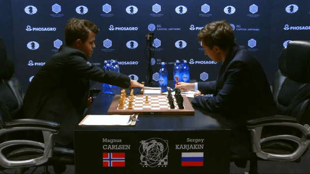 (Anlaysis) Carlsen-Karjakin Game-3: Over 6-hour long battle!