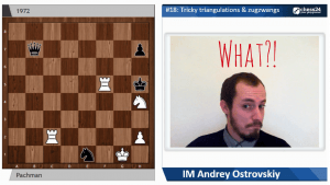 Rook's tricky solo or what do a pendulum swing and triangulation have in common?'s Thumbnail