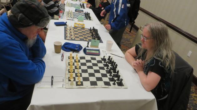 Washington Class Championship:  am I an Expert?