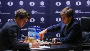 "Sergey Karjakin: ""Carlsen is the Cristiano Ronaldo of chess"""