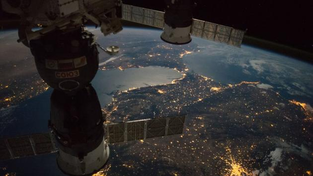 Humanity from Space Our Earth Ecosystems and Our Universe