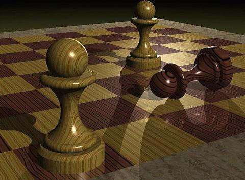 The Chess Gambit - Use it or lose it