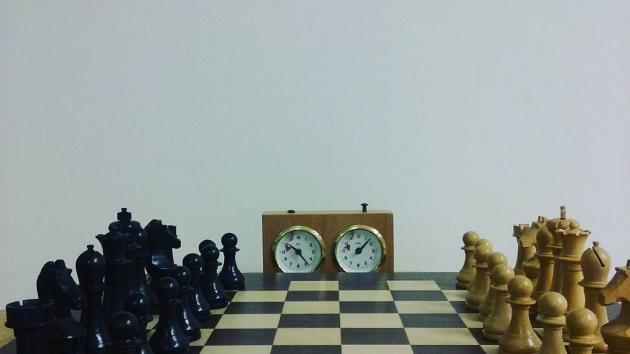 Cool Counter to Queens Gambit by Mechnics' Paul Whitehead